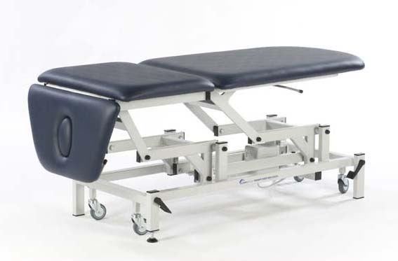 Seers 3 Section Therapy Drop End Couch Medika Supplies