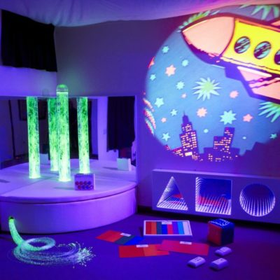 IRiS™ Wireless Sensory Room