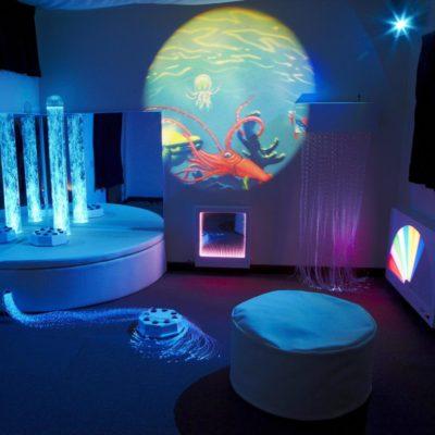 Superactive Sensory Room